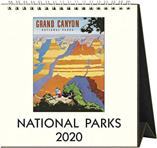 2020 National Parks Desk Calendar