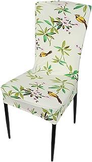 Lalang Mode Einfachheit Bezug Stuhlhusse Stretch Stuhlhussen für Dining Chair Sitzbezüge Hochzeit Party Dekoration Bankette Stuhl-Abdeckung Dekorative Stuhlüberzüge (006#)