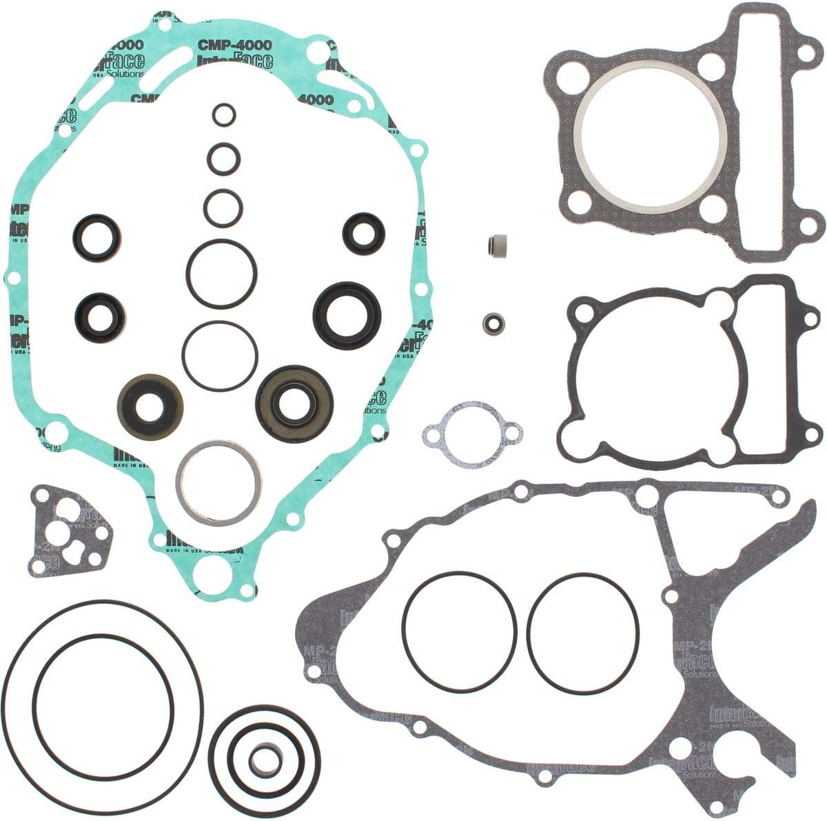 Dealing Now on sale full price reduction Vertex-Winderosa 811642 Gasket Kit with Oil Seals
