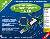 Lernpaket Experimente mit USB [import allemand]