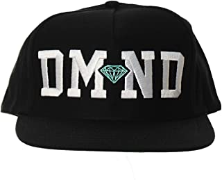 Diamond Supply Co Men's DMND Snapback Hat-One Size
