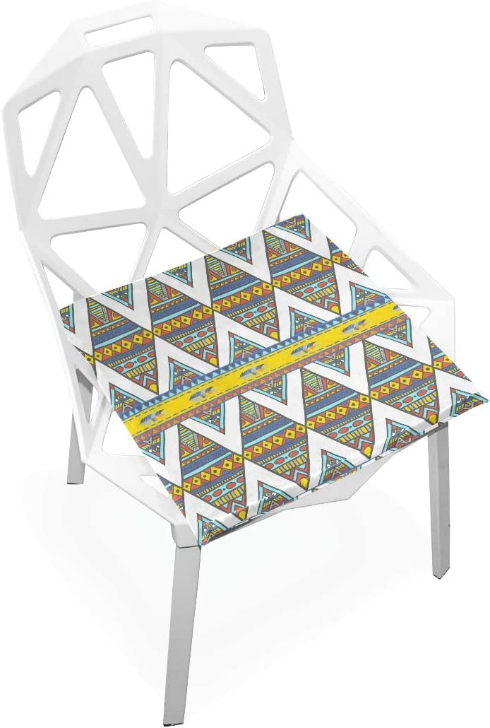 linomo Ethnic Limited Special Price Aztec Geometric Memory Soldering Pad Cushion Chair Seat Foam