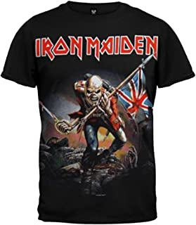 iron maiden youth t shirt