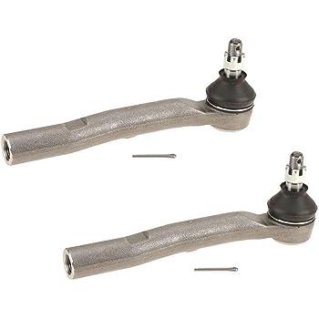 Steering Tie Rod End Beck//Arnley 101-5572 fits 07-19 Toyota Yaris