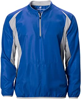 Mens Performance Long Sleeve Cage Jacket