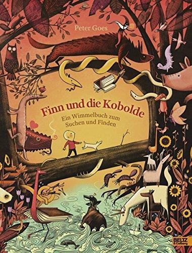 Finn und die Kobolde: Ein Wimmelbuch zum Suchen und Finden