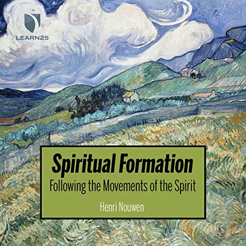 Spiritual Formation audiobook cover art