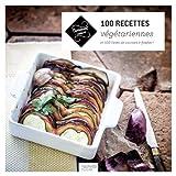 100 recettes végétariennes - Et 100 listes de courses à flasher !