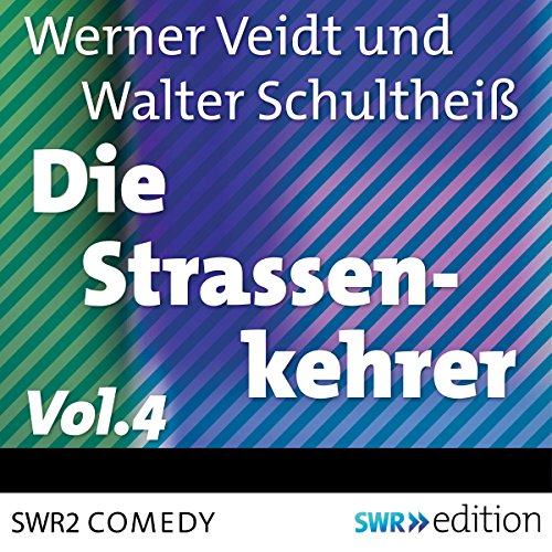 Die Straßenkehrer 4 audiobook cover art