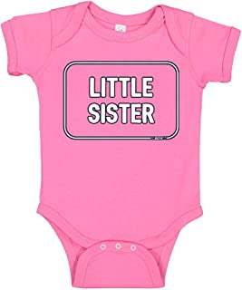 Baby Gifts For All Younger Sister Gifts Little Sister Bodysuit