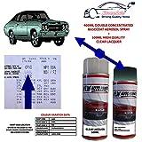 Xtremeauto Car Colour Aerosol Spray Paint - FAIRWAYGREEN, Paint Code : LA6L, A6L Green