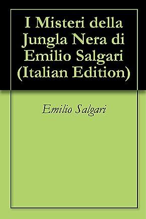I Misteri della Jungla Nera di Emilio Salgari