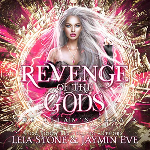 Revenge of the Gods cover art