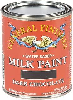 Best general finishes dark chocolate milk paint Reviews