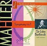 Mahler: Symphony No.1, Purcell - John Barbirolli, Halle Orchestra