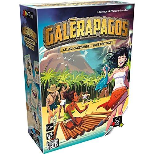 Gigamic Galerapagos Jeux d'Ambiance, GFGA