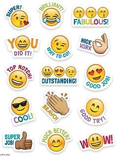Creative Teaching Press Emoji Rewards Stickers (4143)