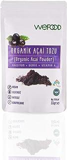 Wefood Organik Acai Tozu 35 gr