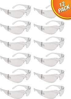 safety glasses for kiln work