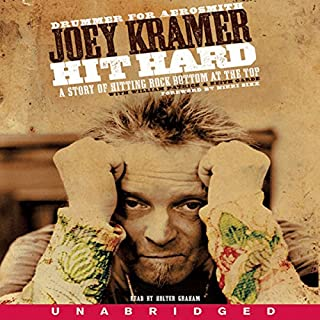 Hit Hard cover art