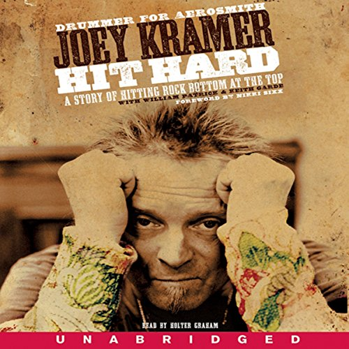 Hit Hard audiobook cover art