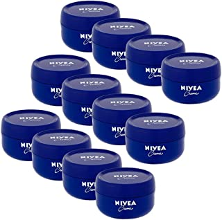 Nivea Moisturizing Body Cream - 6.8 oz (Set of 12)