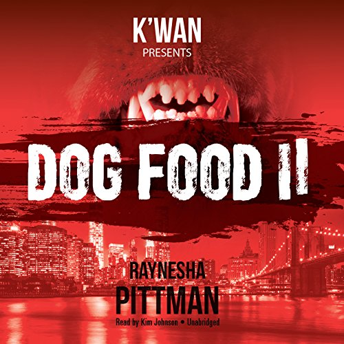 Dog Food 2 audiobook cover art