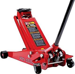 Big Red Torin Low Profile Hydraulic Floor Jack: Dual Piston Pump, 3.5 Ton Capacity