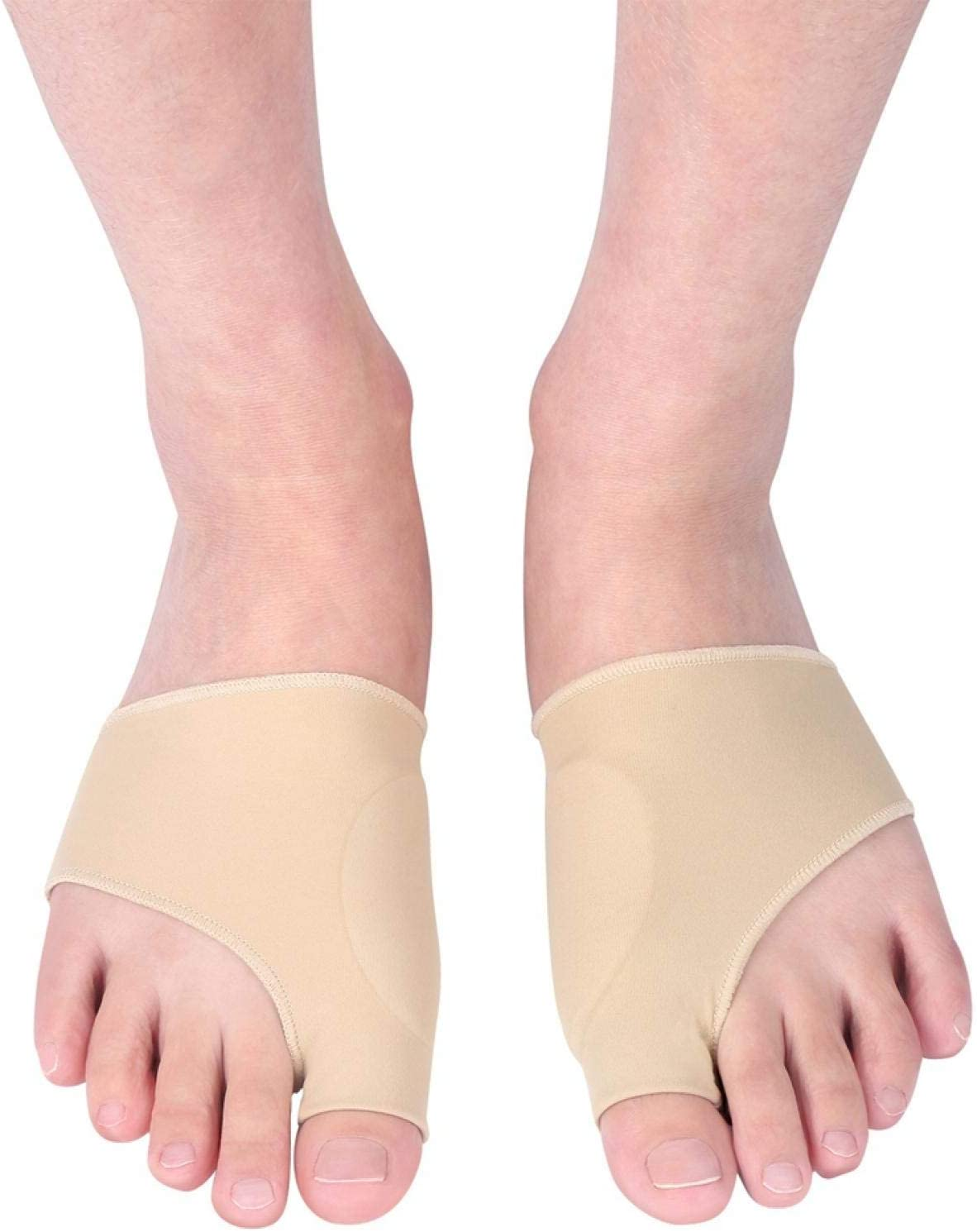 Hallux Valgus Corrector Band Super Soft NEW before selling Pad Low Bunion Slee Gel Price reduction