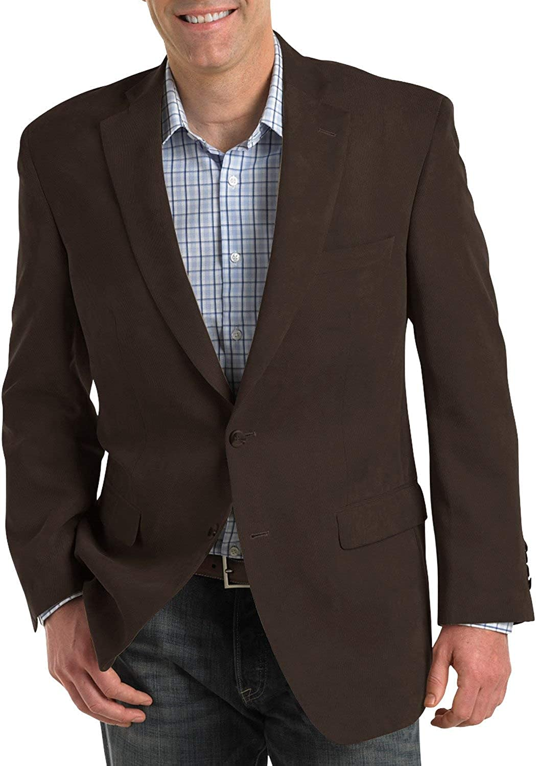 Free shipping anywhere in the nation Jean-Paul Germain Microfiber Suede-Touch Super sale period limited Blazer