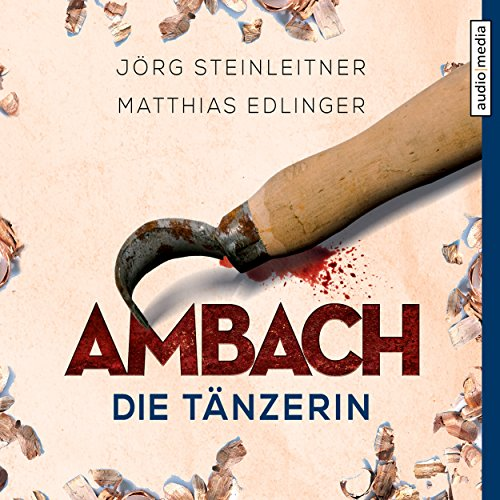 Die Tänzerin audiobook cover art