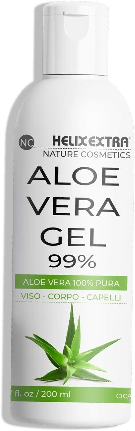 729 opinioni per Aloe Vera Gel 100%, aloe vera gel puro e biologico. Per Viso, Corpo e Capelli,