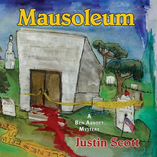 Mausoleum audiobook cover art