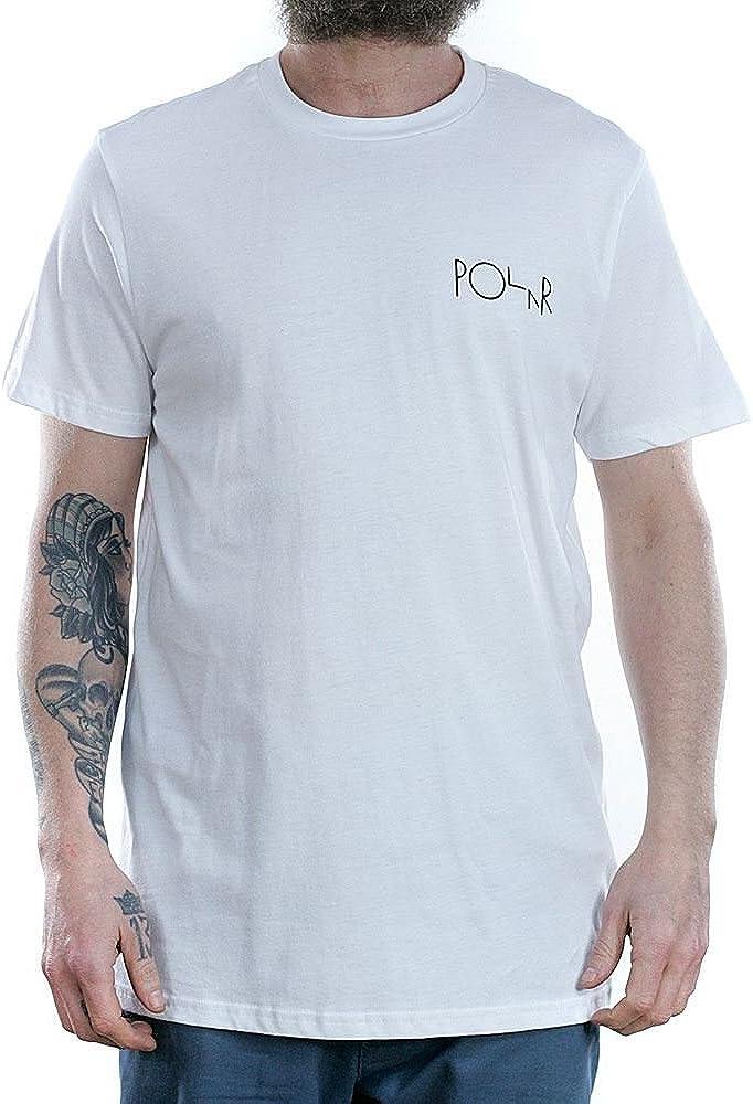 Polar Skate Co.. - Camiseta - para Hombre Blanco Blanco ...