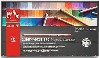Best caran d ache luminance 6901 colored pencils Reviews