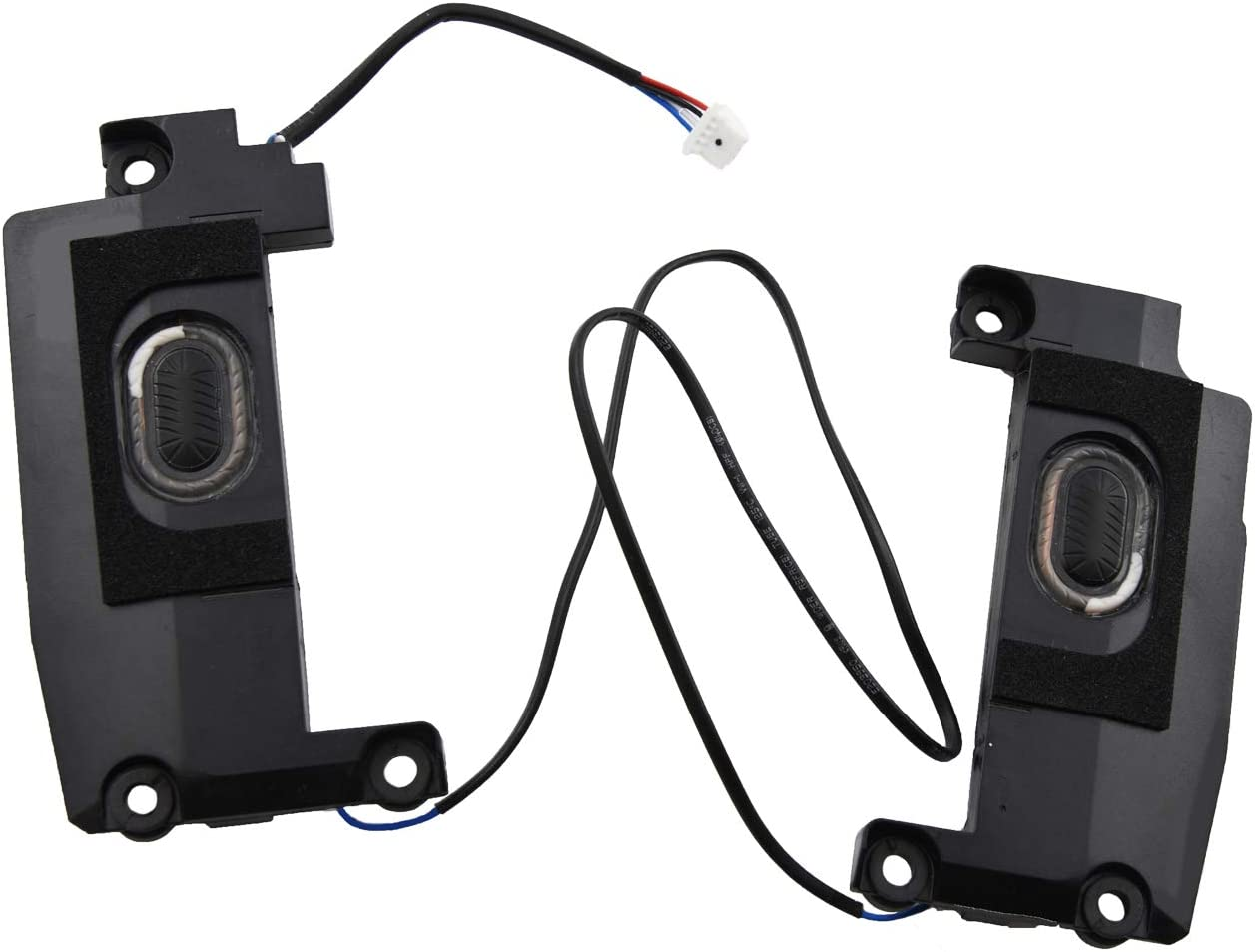 WirelessFinest Internal Speakers Left + Right Replacement for Lenovo Thinkpad T460 T460S T470S PK23000N2Y0 00JT988 Repair Part Fix Sound Muffled Distort Buzz Broken Speaker