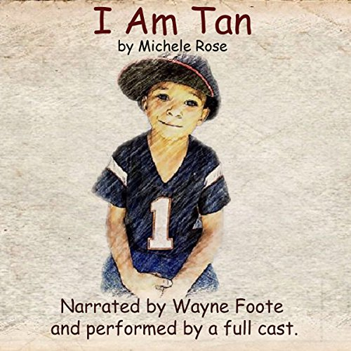 I Am Tan audiobook cover art