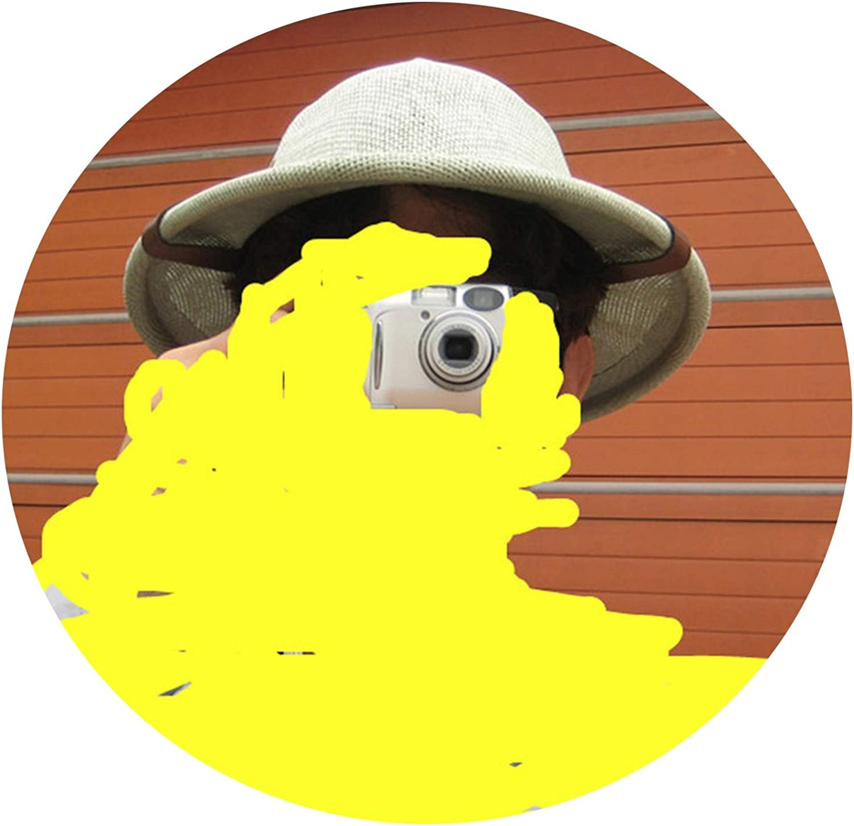 African Safari Jungle Sun Hat Safari Style Adult Hat New Straw Helmet