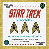 Cross-Stitch: Explore Strange New Worlds of Crafting (Star Trek)