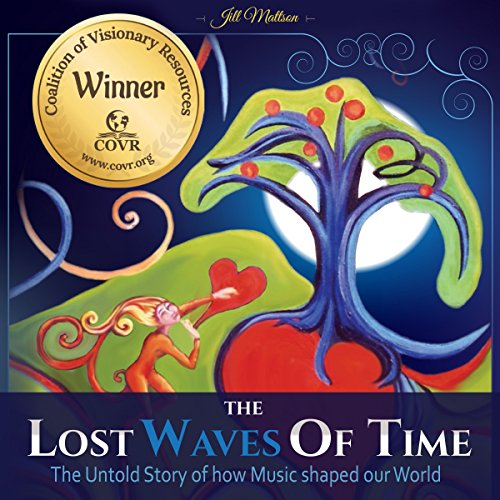 The Lost Waves of Time Titelbild