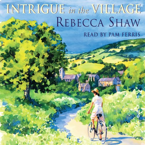 Intrigue in the Village audiobook cover art