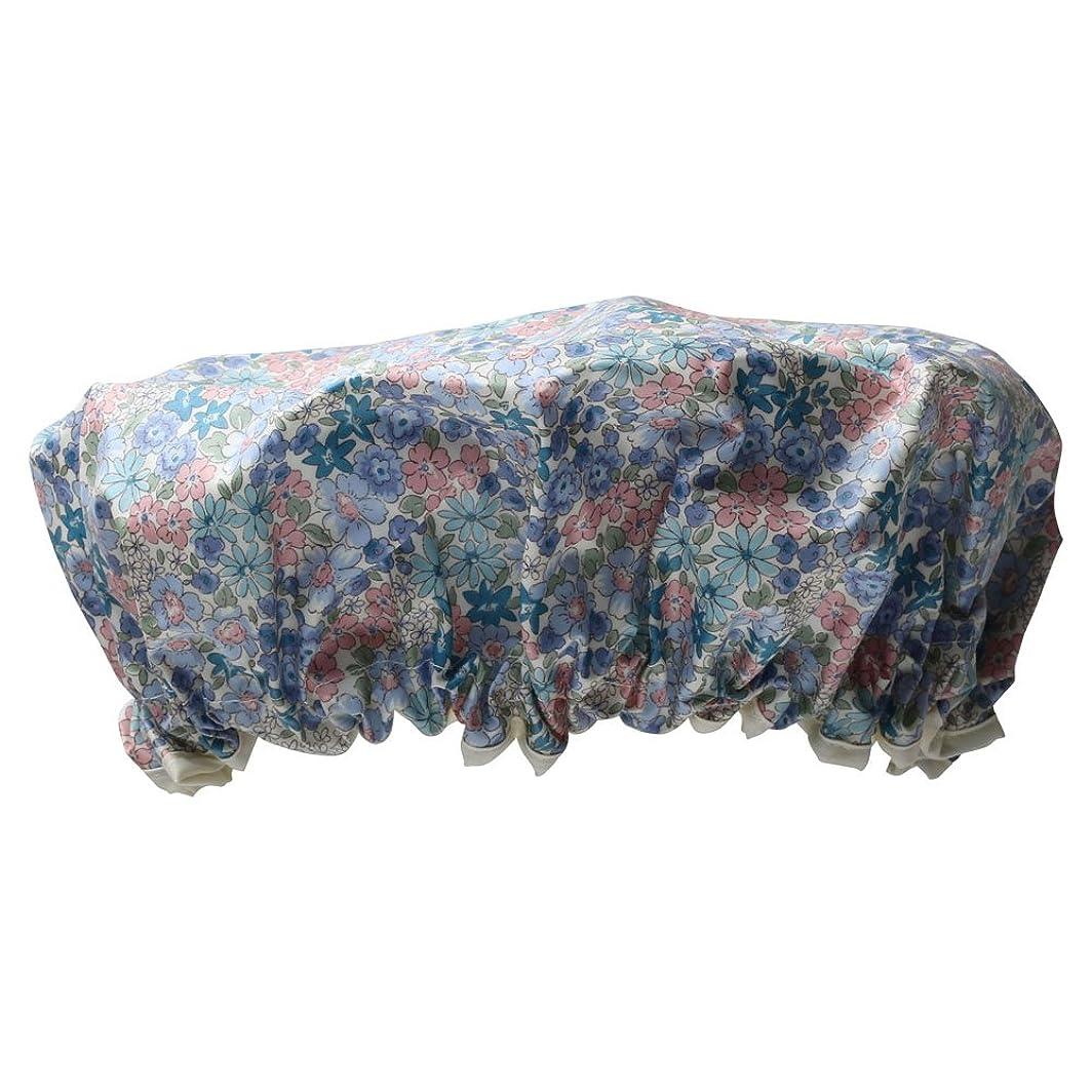 石の生命体キャリアシャワーキャップ #6163-6 ブルー