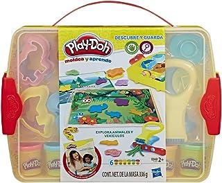 Play-Doh - Crea y Guarda (Hasbro E1955546)