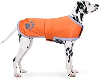 PETBABA Dog Winter Jacket, Christmas Sweater Coat Warm Pet in Cold Day Snow Weather Xmas Holiday