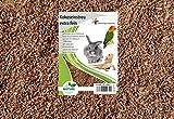 pemmiproducts Kokoseinstreu extra fein 50 Liter (EUR 0,66/Liter), Kokoschips, Einstreu geeignet als Käfig Bodenbedeckung für Nager, Vögel und auch Reptilien