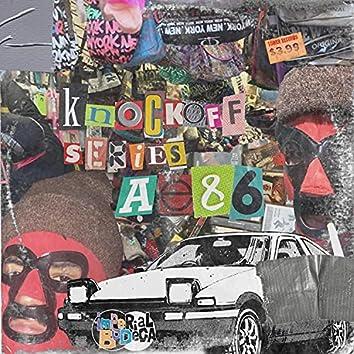 Knockoff Series: AE86
