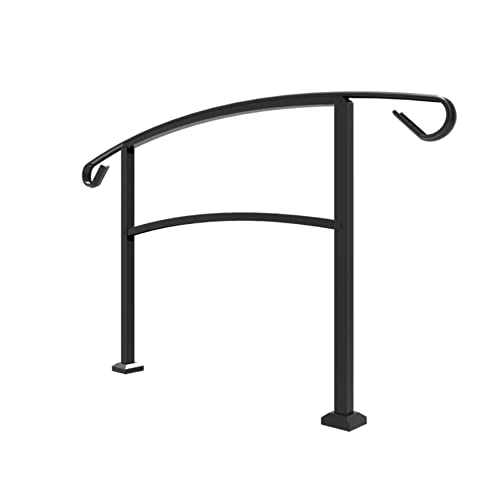 Outdoor Stair Railing: Amazon.com on