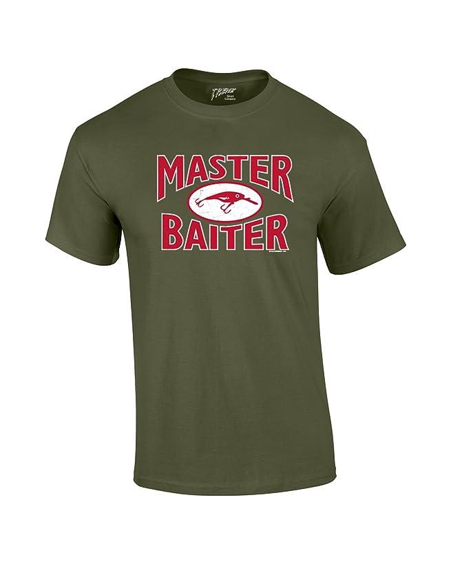 Fishing T-Shirt Master Baiter Hook Lure