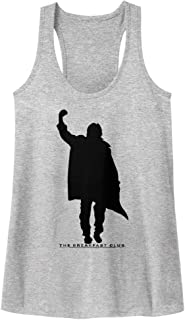 American Classics Breakfast Club 80s Teen Movie Film Fist Pump 2 Womens Tank Top Tee