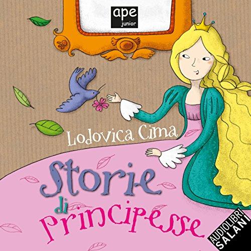 Storie di principesse copertina